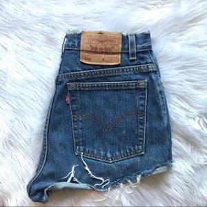 Levi's 550 Relaxed Fit Tapered Leg Blue Sh…